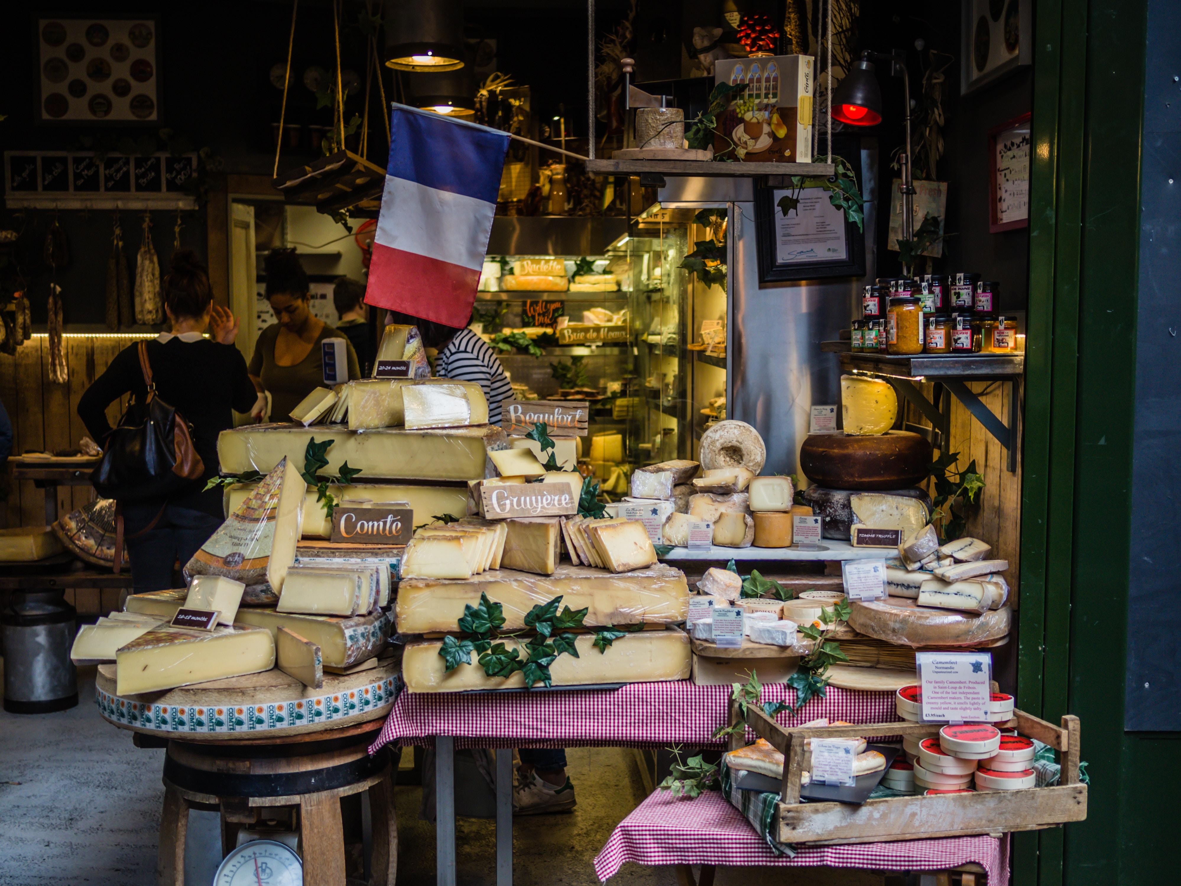 France Top 10 Destinations of 2018